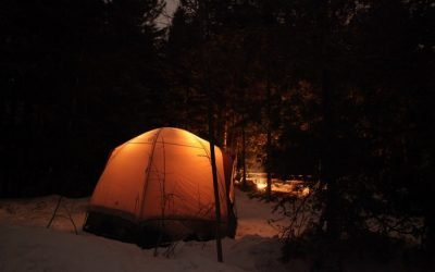 Winter activities at Ontario Provincial Parks