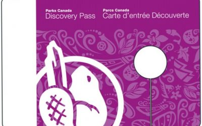 2019 Parks Canada Discovery Pass