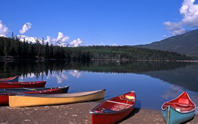 2020 Canada National Parks Reservations